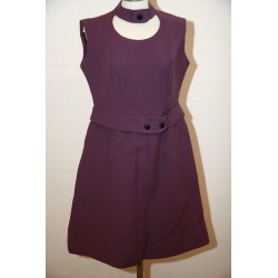 Lilla Mod 60'er kjole-M